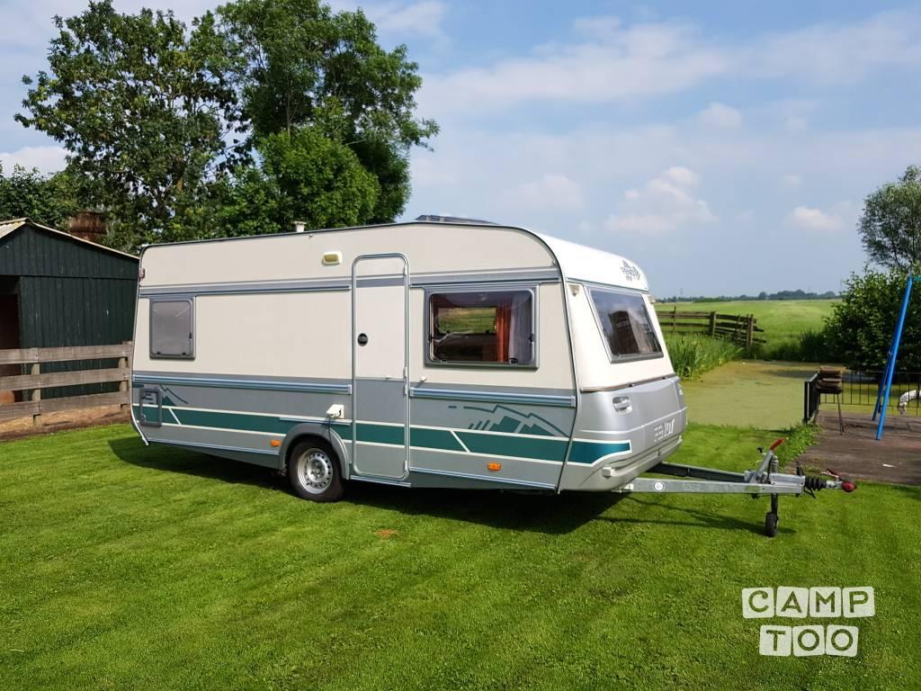 Fendt caravan from 1998: photo 1/22
