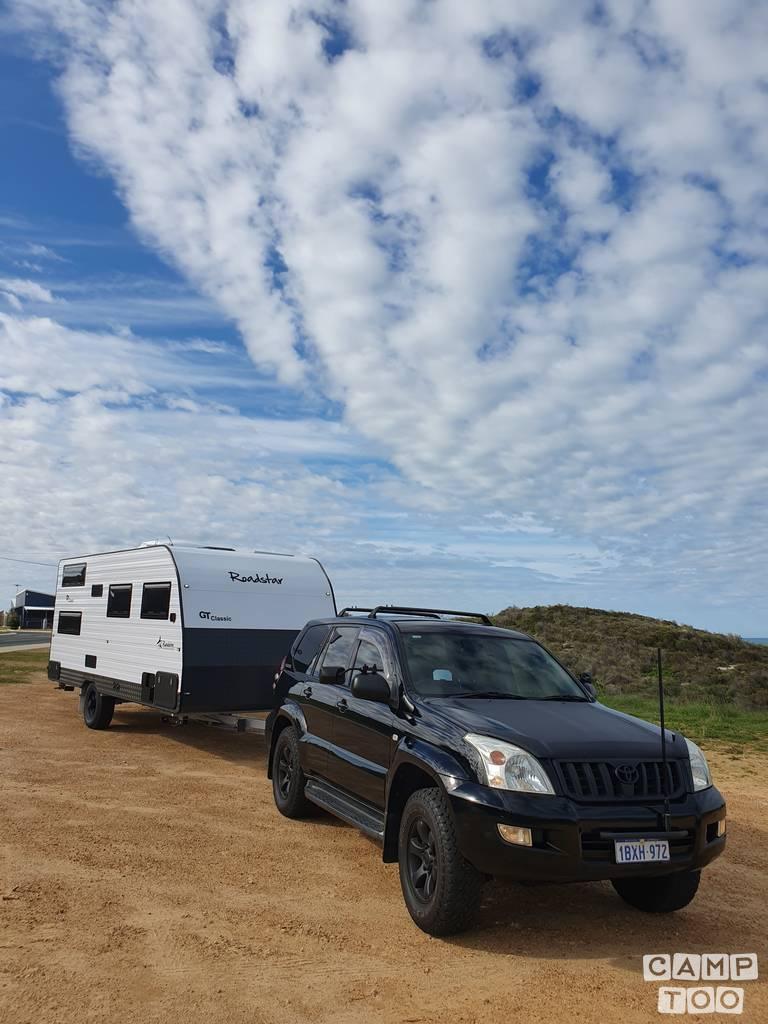 Roadstar caravan from 2020: photo 1/13