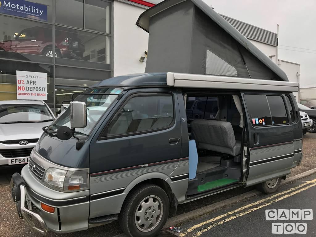 Toyota camper from 1994: kuva 1/27
