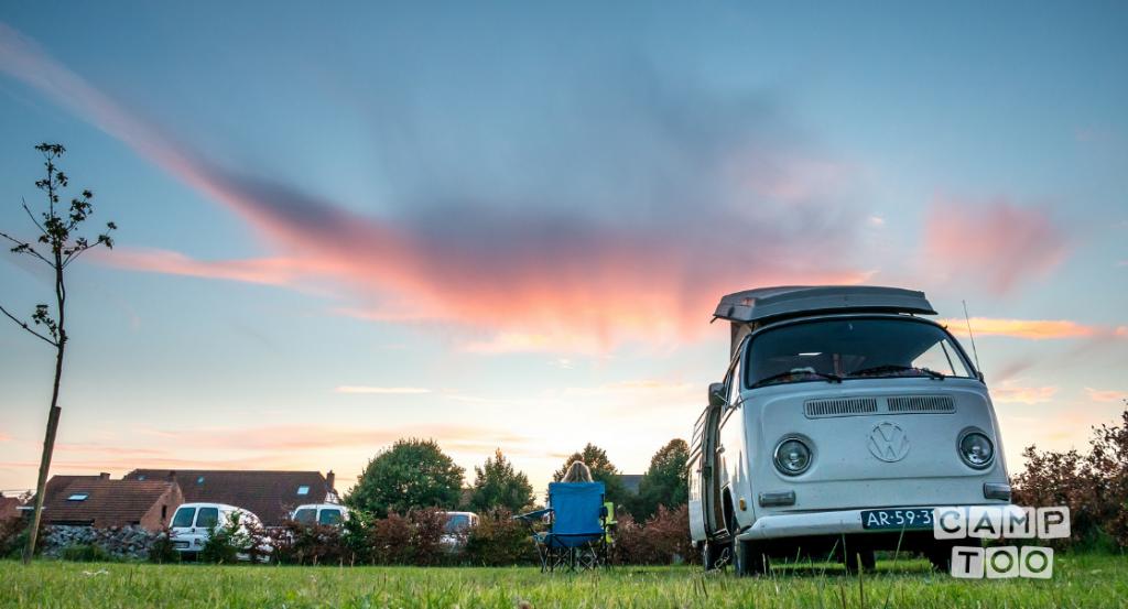 Volkswagen camper from 1972: photo 1/24