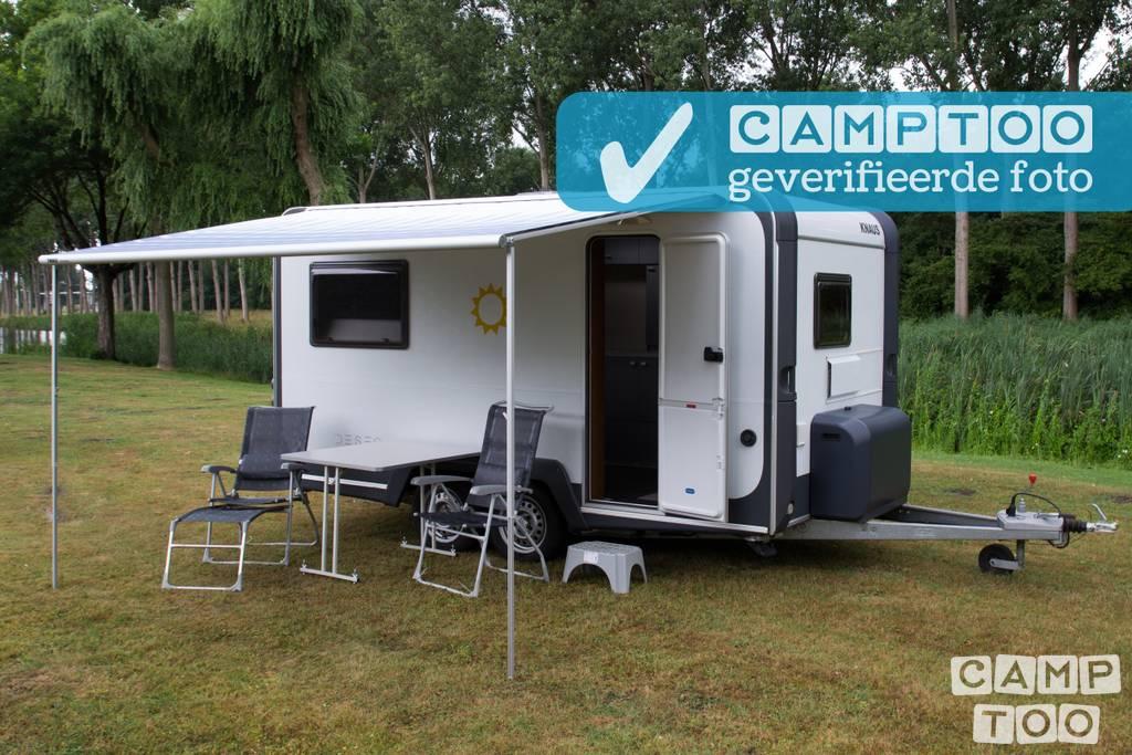 Knaus caravan uit 2015: foto 1/38