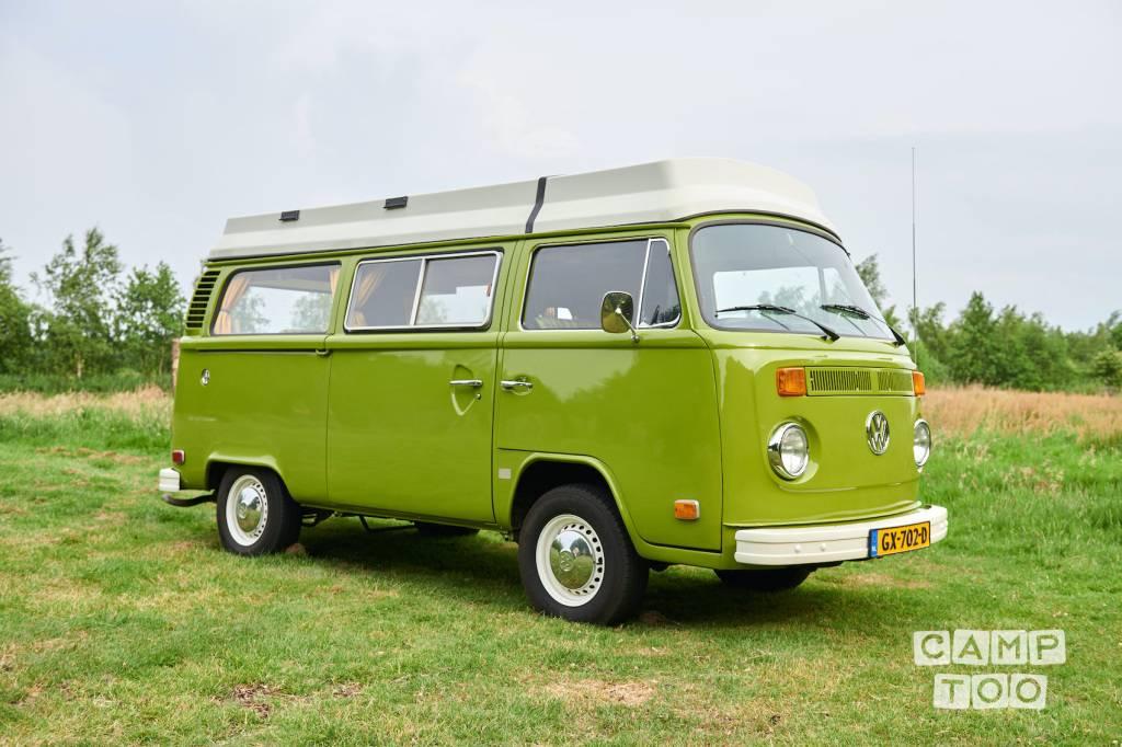 Volkswagen camper from 1978: photo 1/14
