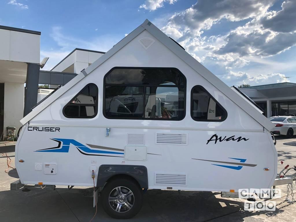 A'van caravan from 2018: photo 1/15