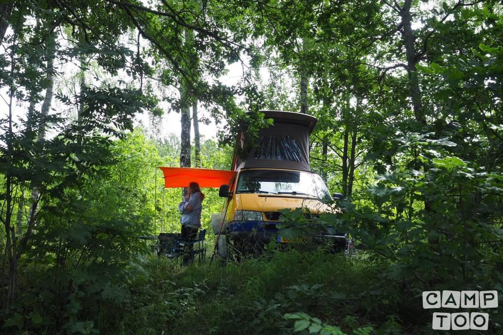 Volkswagen camper uit 2003: foto 1/28
