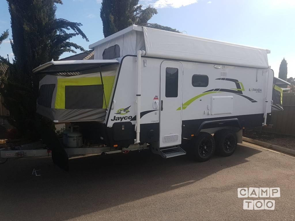 Jayco caravan from 2015: photo 1/6