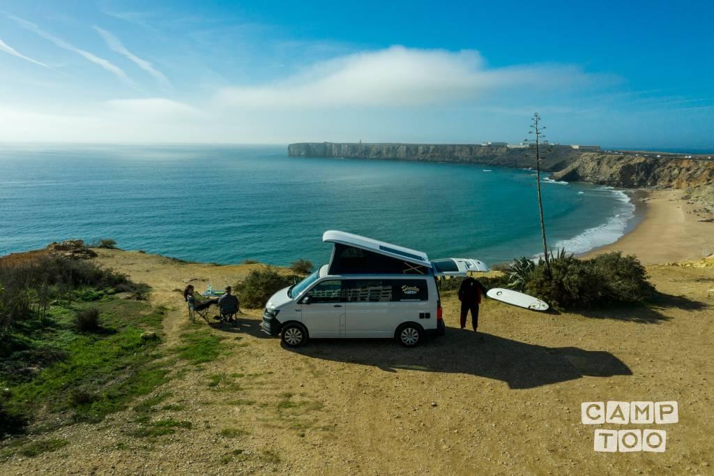 Volkswagen camper from 2019: photo 1/12