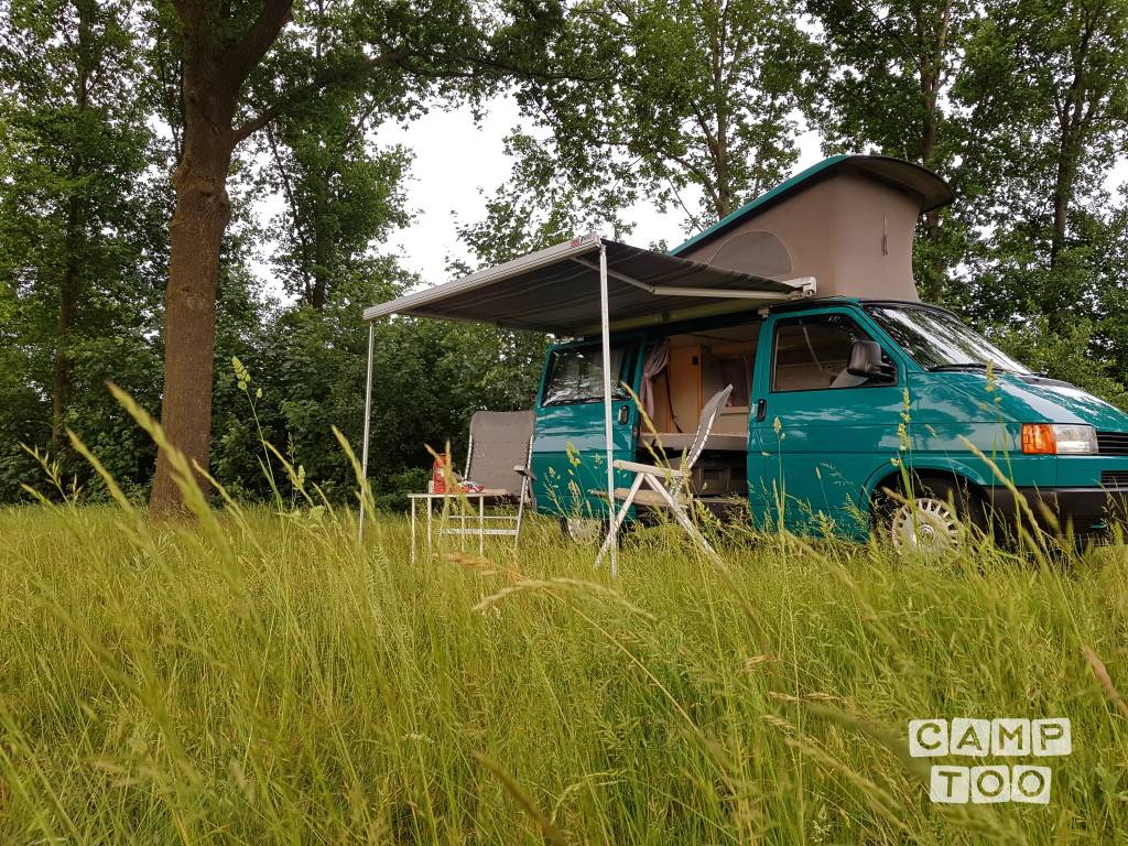 Westfalia camper from 1996: photo 1/12