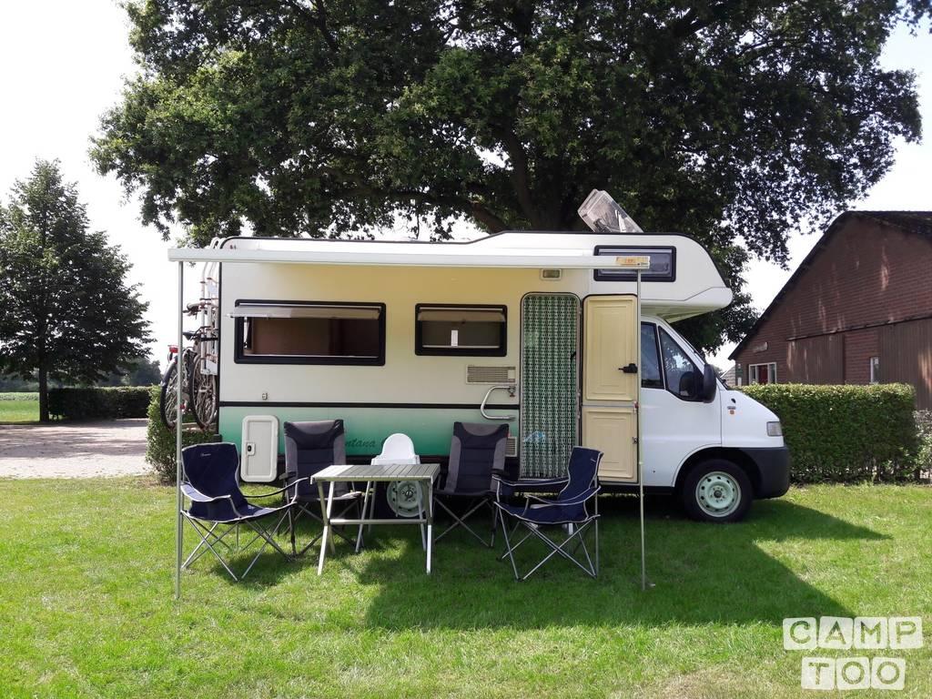 Fiat camper från 2001: foto 1/15