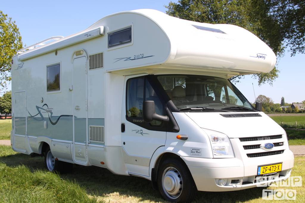 Rimor camper from 2007: photo 1/19