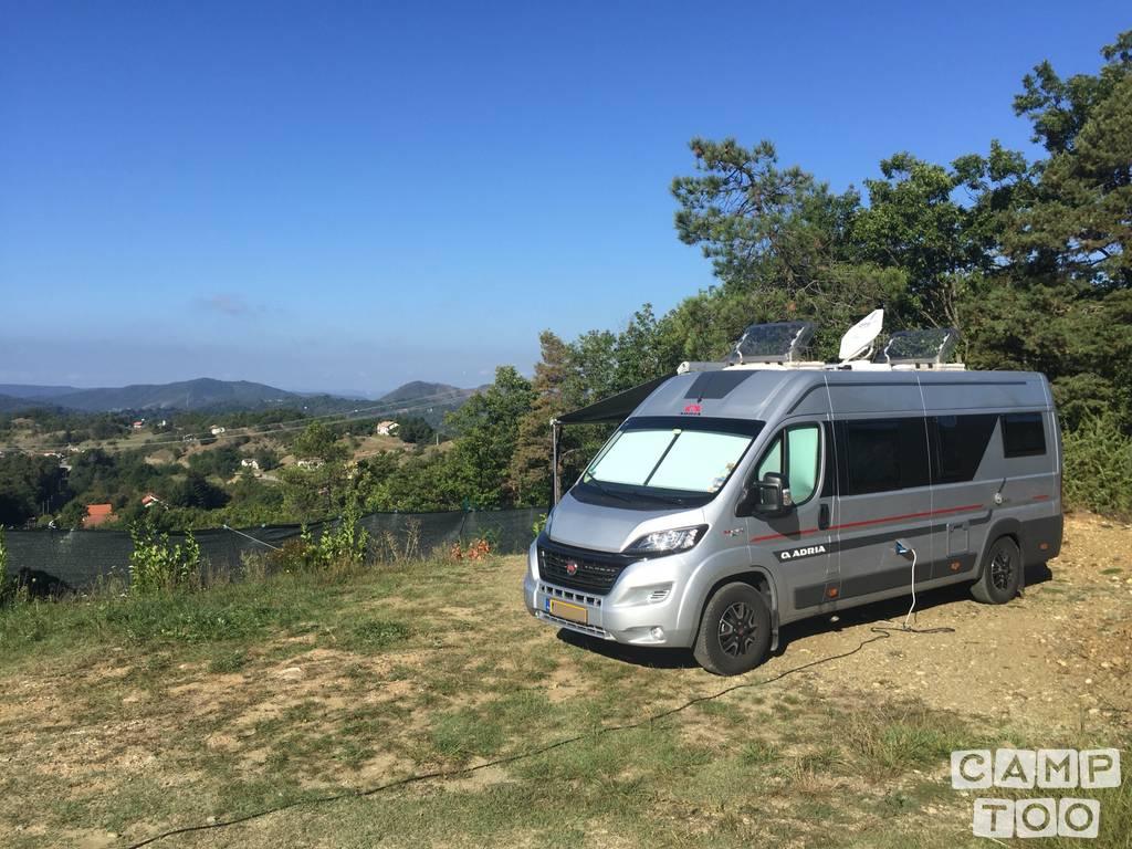 Adria camper from 2017: photo 1/12