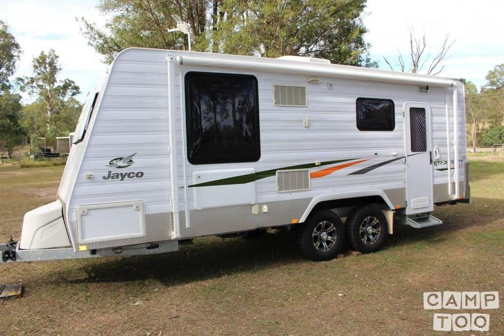 Jayco caravan from 2012: photo 1/11