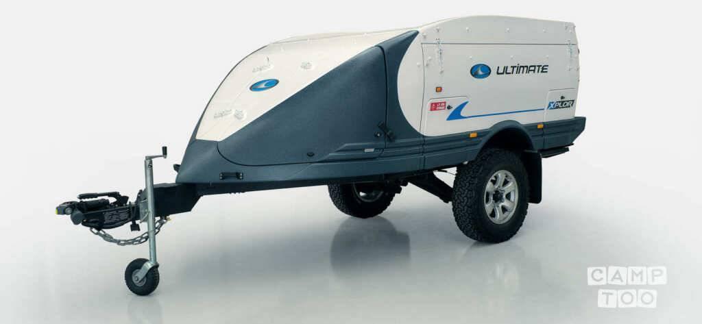 Ultimate caravan from 2005: photo 1/8