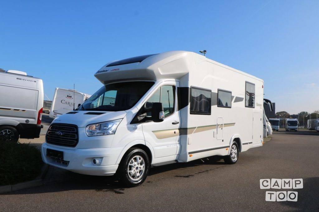 Ford camper uit 2018: foto 1/13