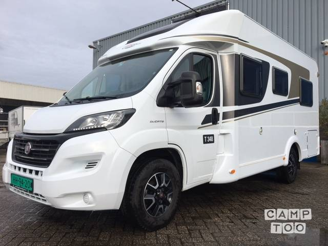 Capron camper from 2017: photo 1/11