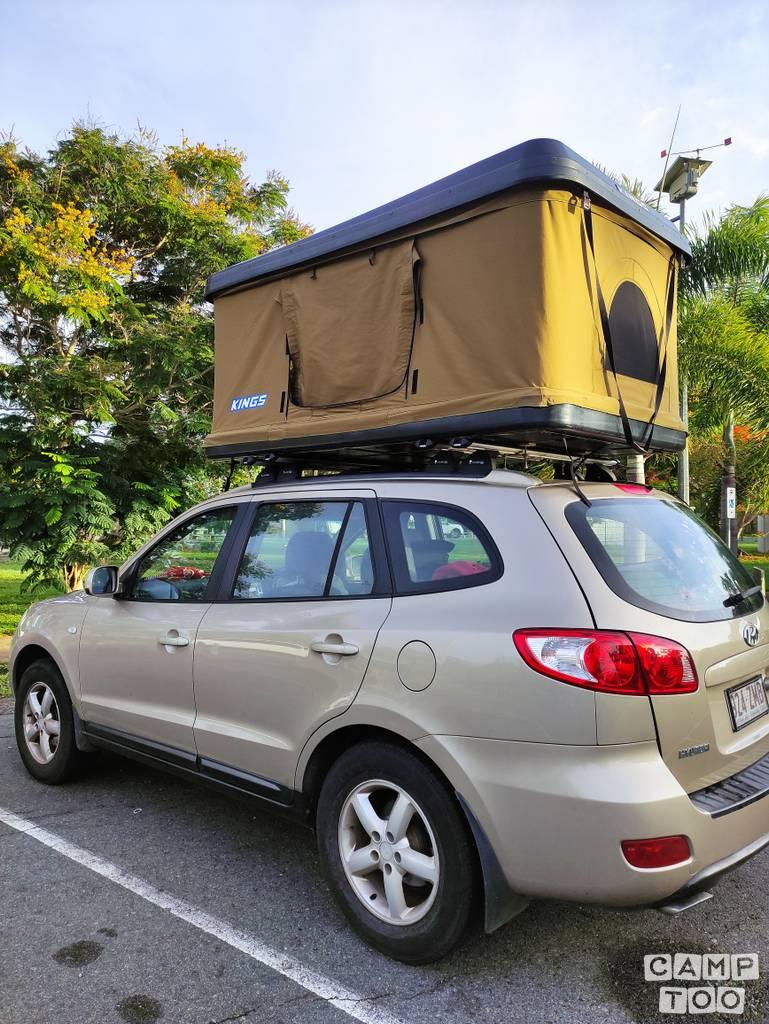 Hyundai camper from 2007: photo 1/6