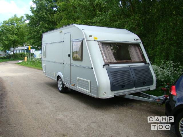 Kip Caravans caravan from 2000: photo 1/22