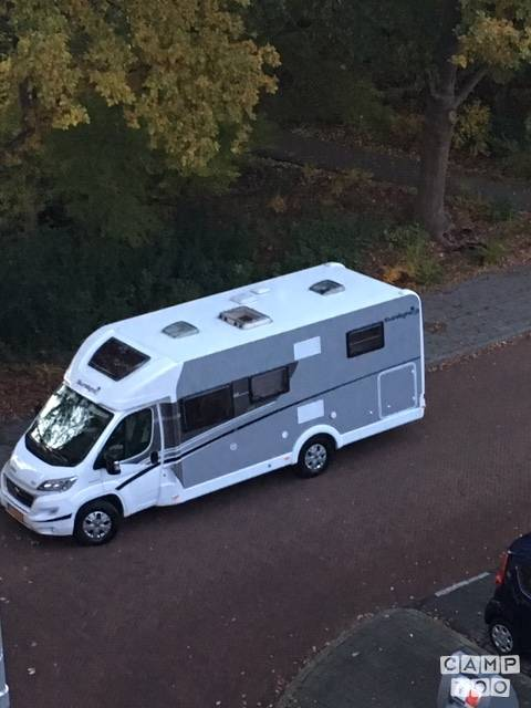 Capron camper from 2018: photo 1/7