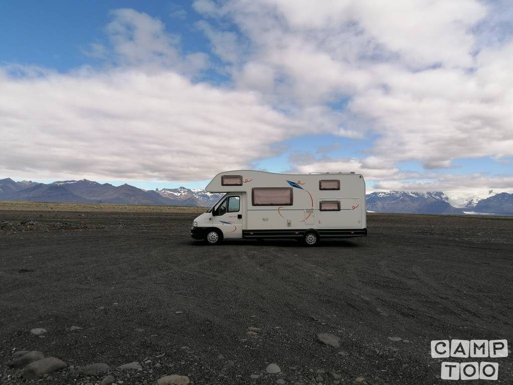 Fiat camper uit 2004: foto 1/15