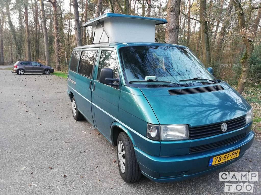 Volkswagen camper from 1993: photo 1/6