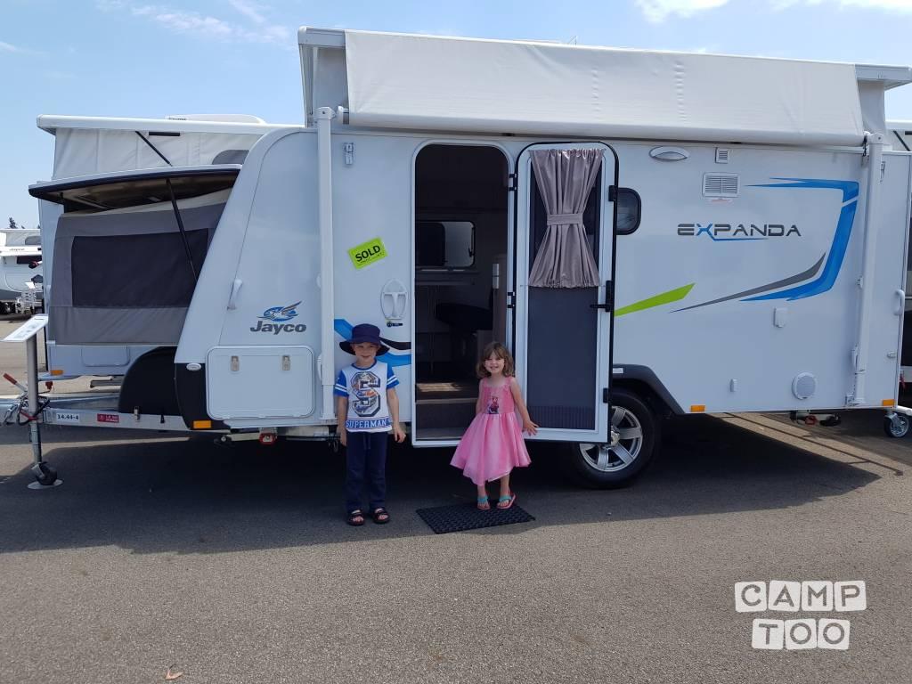 Jayco caravan uit 2017: foto 1/5
