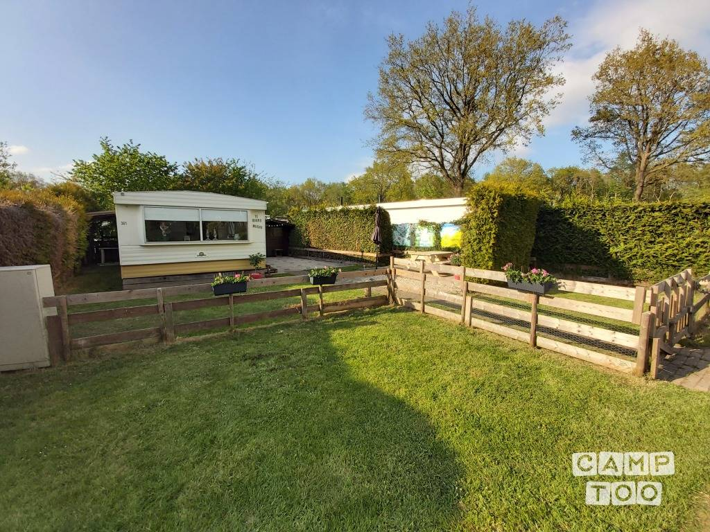Willerby caravan from 2001: photo 1/13