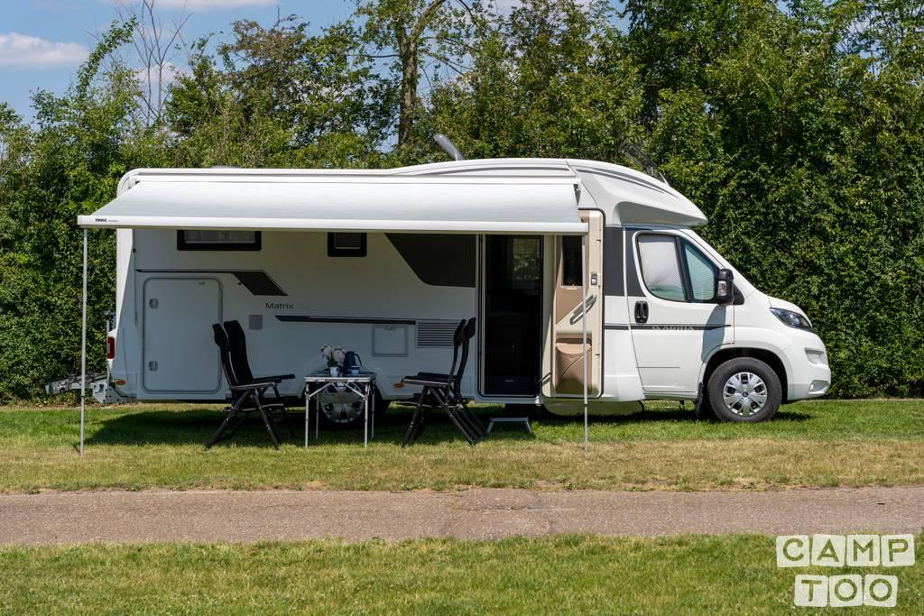 Sun Living camper uit 2021: foto 1/10