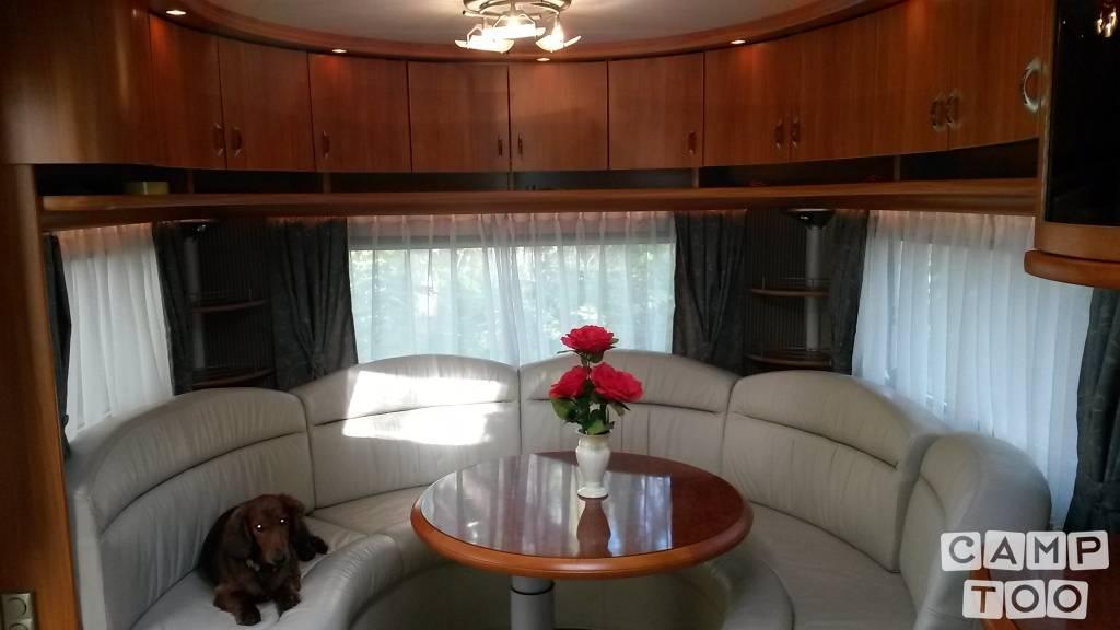 Hobby caravan uit 2006: foto 1/10