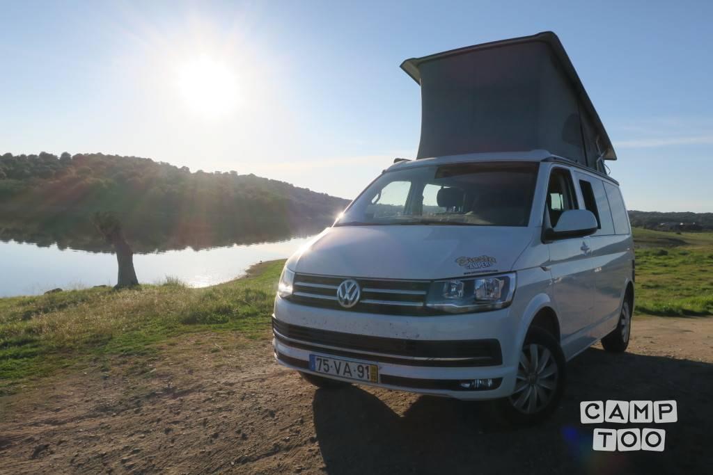 Volkswagen camper uit 2019: foto 1/14