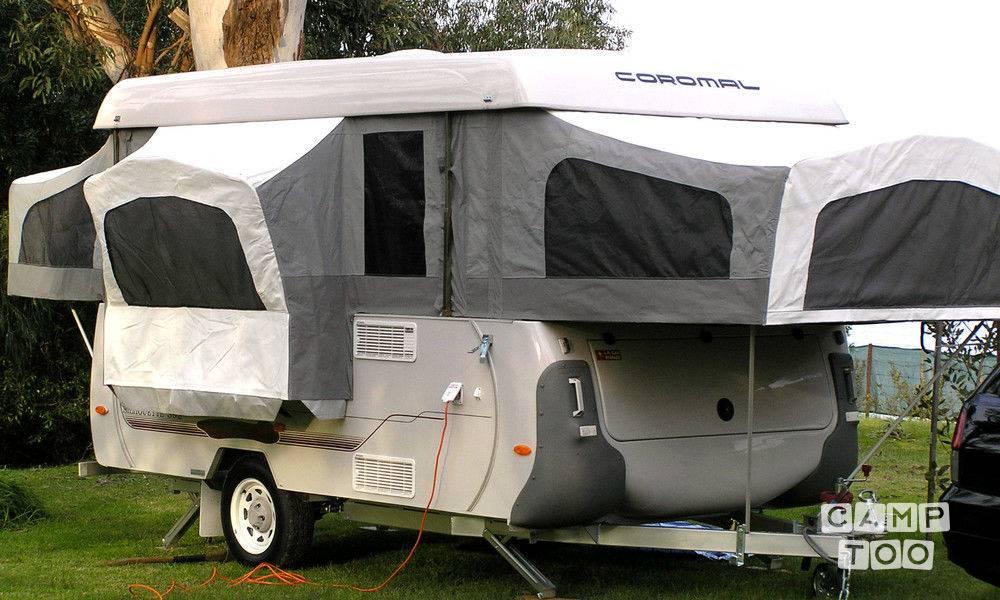 Coromal caravan from 2005: photo 1/5