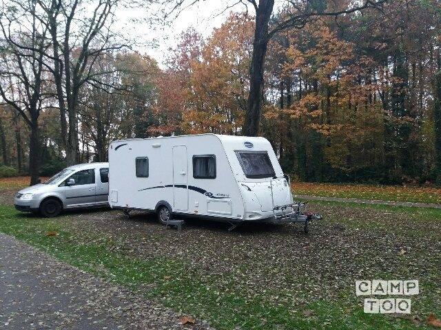 Caravelair caravan uit 2012: foto 1/9