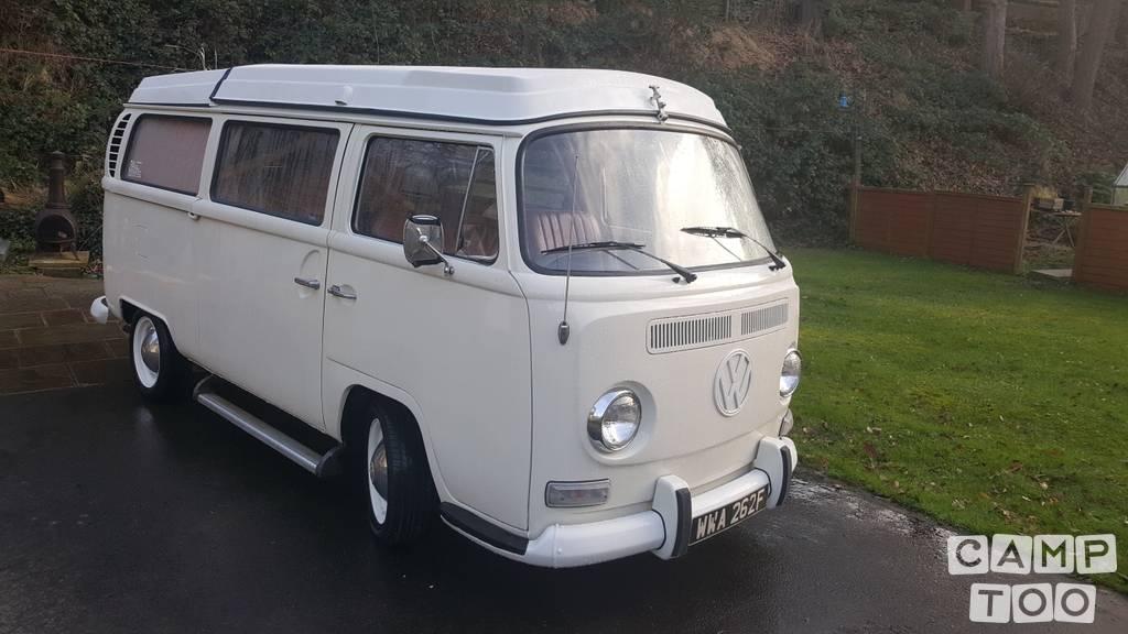 Volkswagen camper uit 1968: foto 1/5