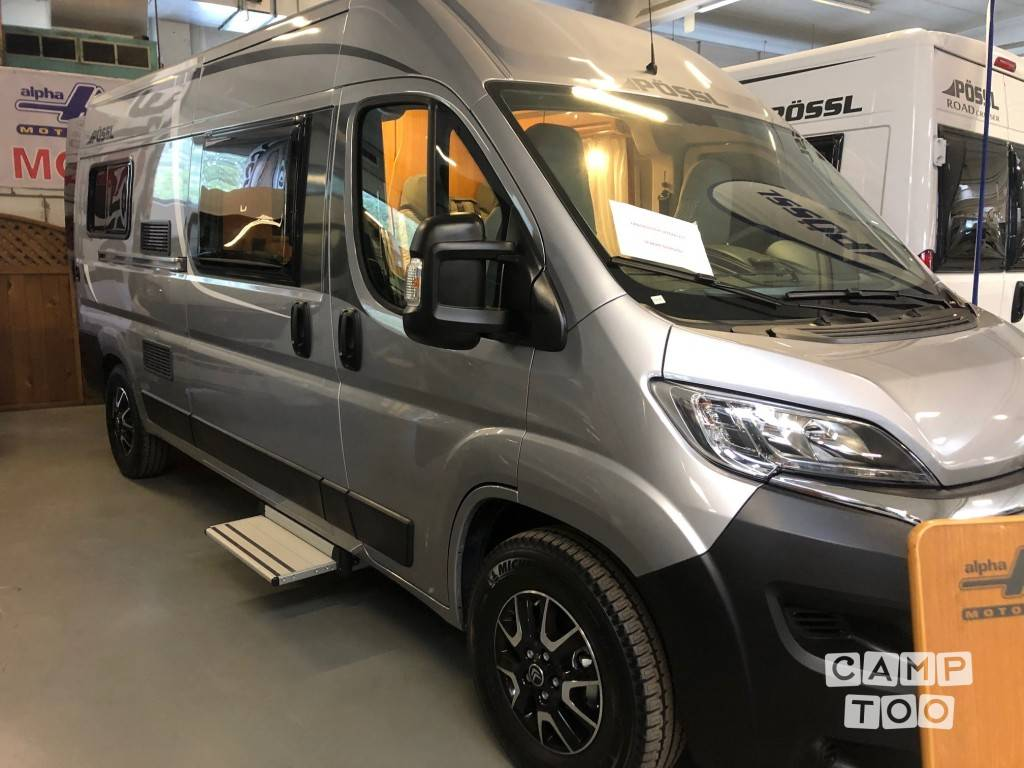 Citroën camper from 2020: photo 1/11