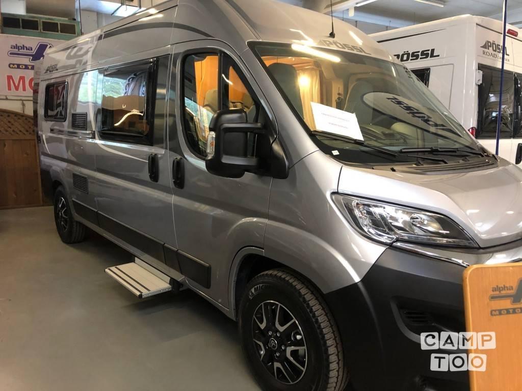 Citroën camper uit 2020: foto 1/11