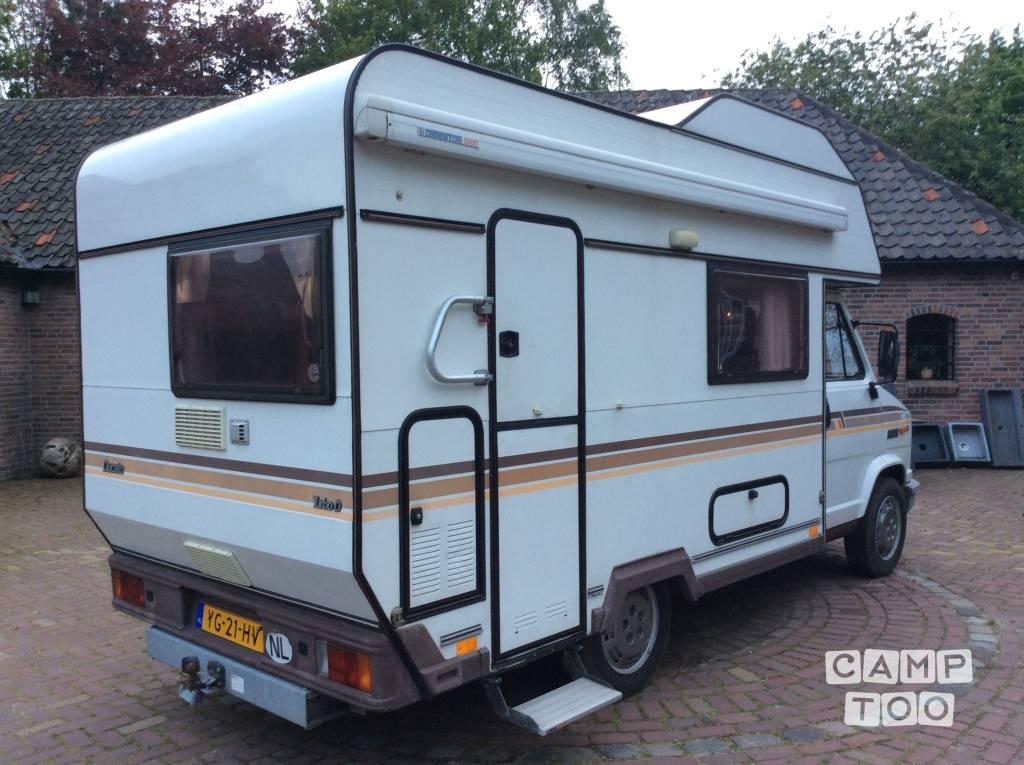 Fiat camper uit 1990: foto 1/8