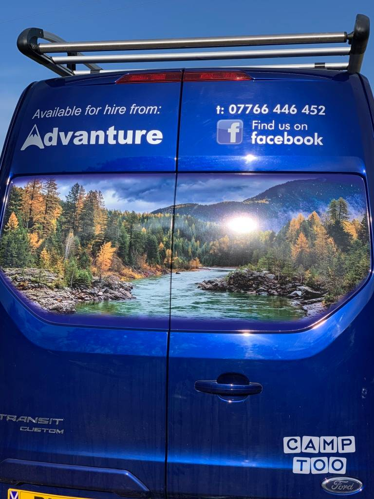 Ford camper from 2015: photo 1/22