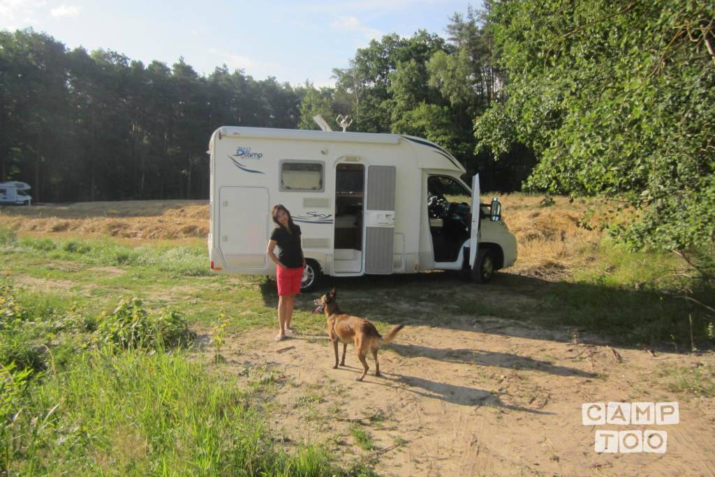 Rimor camper from 2012: photo 1/34