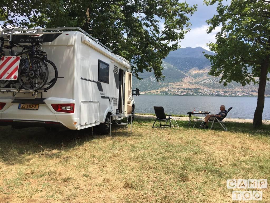 Adria camper from 2019: photo 1/14