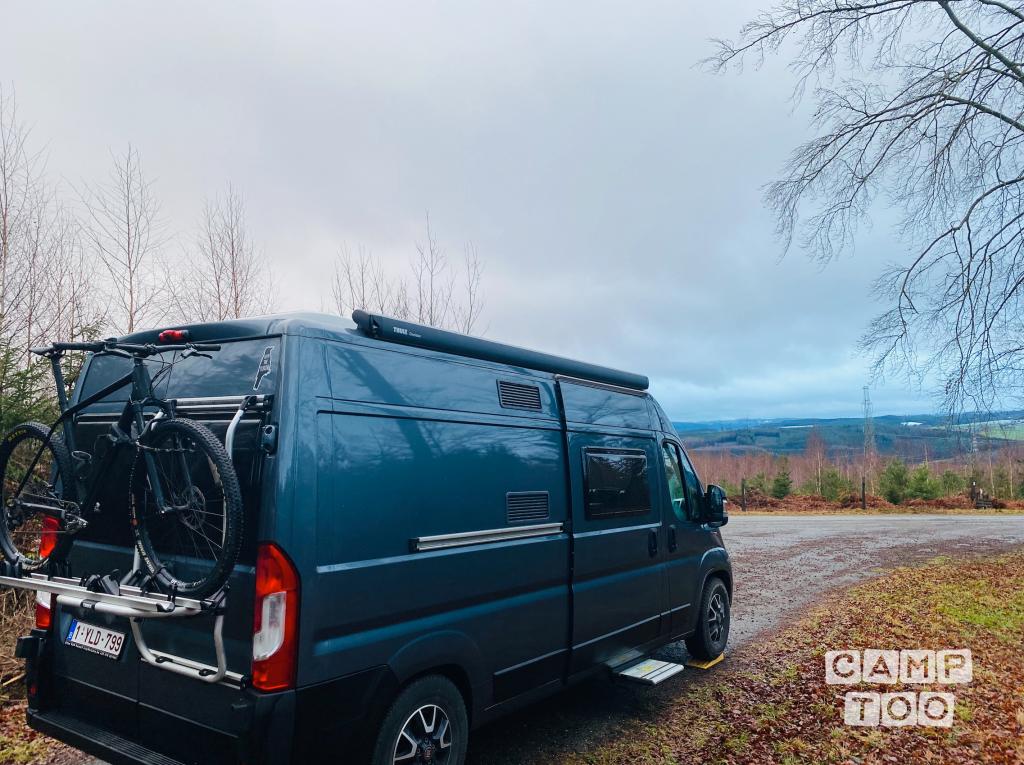 Chausson camper uit 2019: foto 1/23