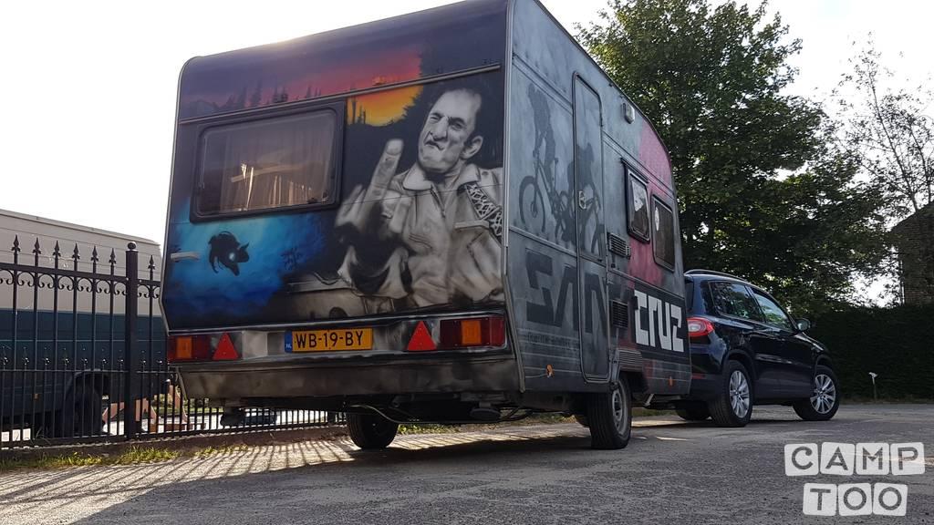 Dethleffs caravan uit 1988: foto 1/8