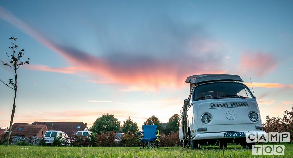 Volkswagen camper uit 1972: foto 1/24