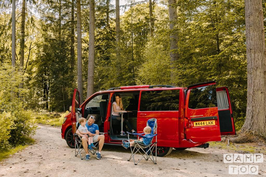 Volkswagen camper from 2016: kuva 1/21