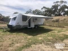 Jayco caravan from 2017: photo 1/25