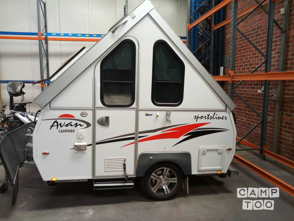 Avan caravan from 2017: photo 1/5