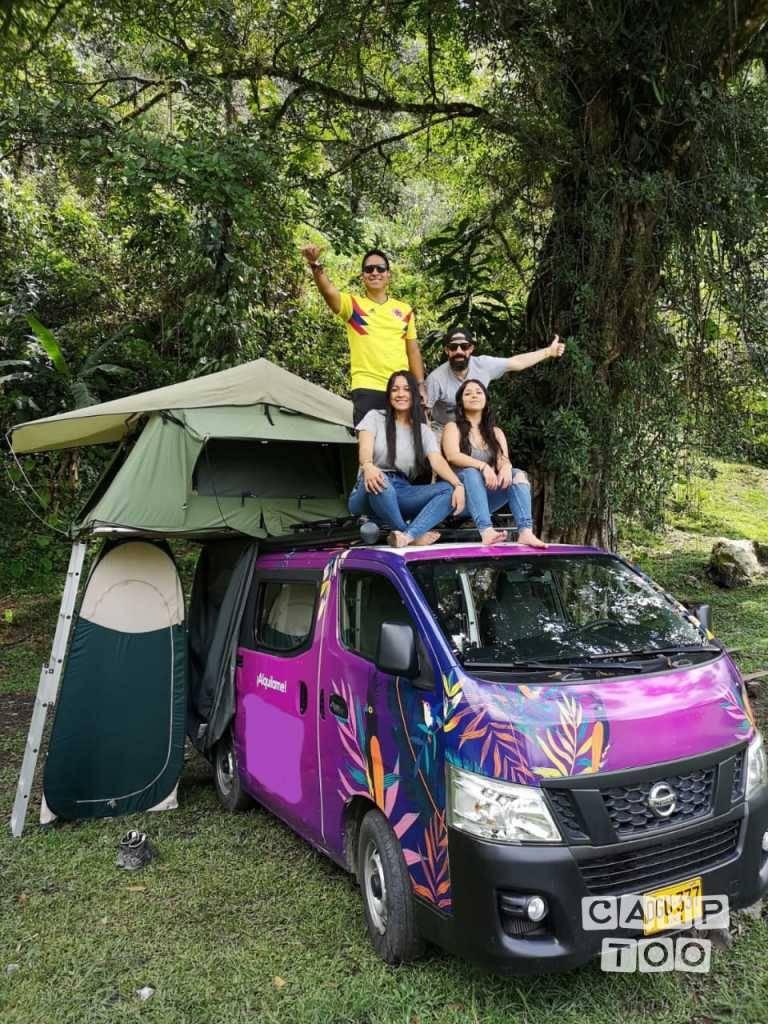 Nissan camper uit 2015: foto 1/14