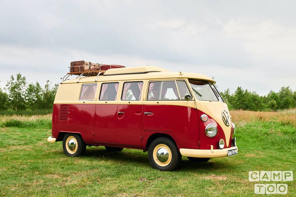 Volkswagen camper from 1966: photo 1/14