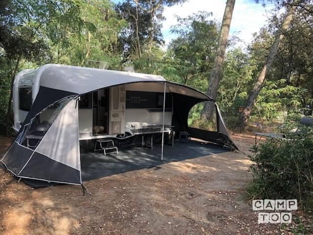 Hobby caravan from 2015: photo 1/18