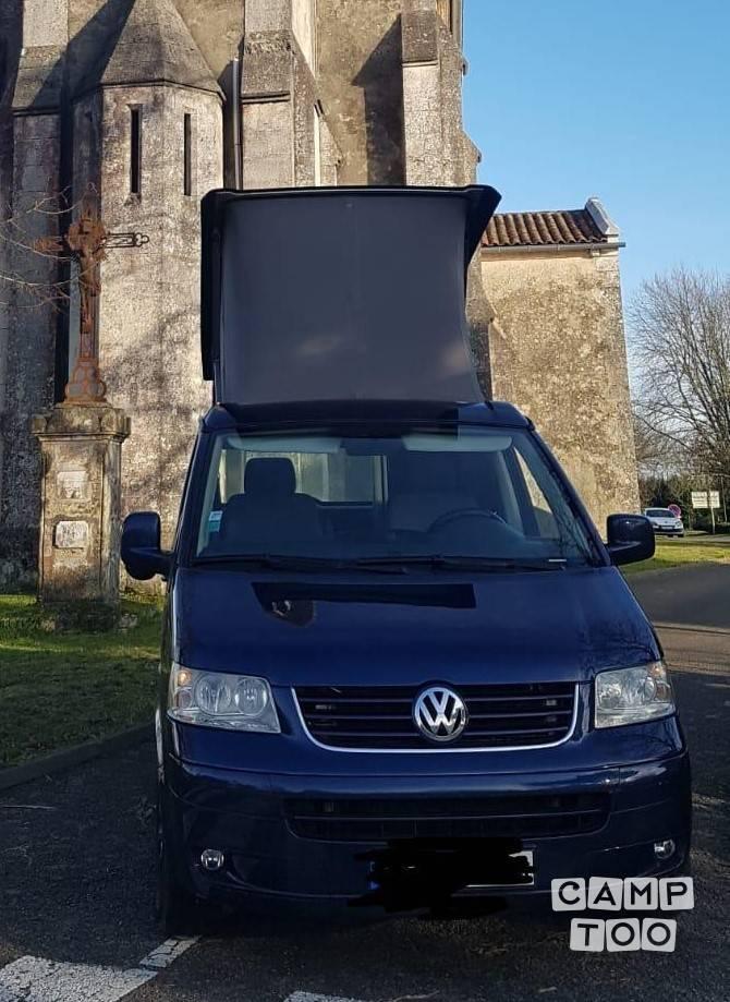 Volkswagen camper from 2007: photo 1/11