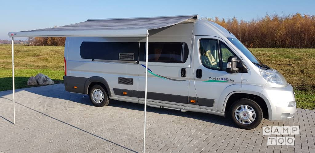 Chausson camper from 2013: photo 1/17