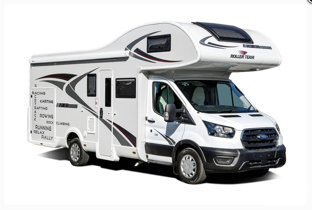 Ford camper uit 2021: foto 1/8