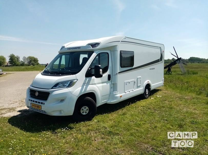 Weinsberg  camper from 2018: photo 1/26